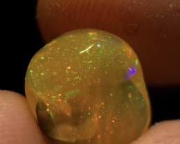 Pinfire 3.290ct Mexican Crystal Opal (OM)