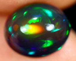 2.88cts Natural Ethiopian Smoked Welo Opal / BF7668