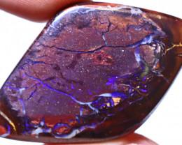 59.66 Carats Koroit Opal Cut Stone ANO-2167