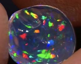 Gem Quality 1.115ct Mexican Crystal Opal (OM)