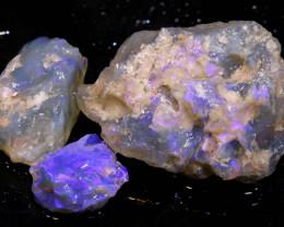 45cts Dark/Jelly Opal Rough Parcel L.Ridge ADO-9219  adopals