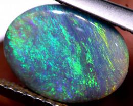 N6- 1.20  cts dark opal stone lightning ridge  TBO-A3457 trueblueopals