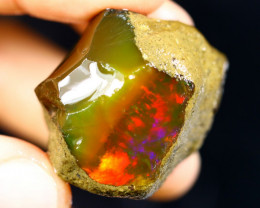 100cts Ethiopian Crystal Rough Specimen Rough / CR4536