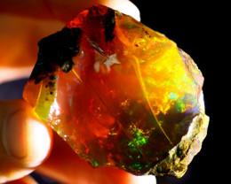 226cts Ethiopian Crystal Rough Specimen Rough / CR4544