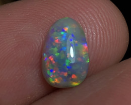 1.91ct Lightning Ridge Crystal Opal FM377