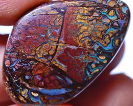 41.82 Carats Yowah Opal Cut Stone ANO-2180