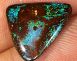 7.5ct 17x15mm Queensland Boulder Opal  [LOB-3936]