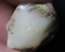 *USA Seller* Natural 16.8ct Ethiopian Welo Rough Opal #REO648