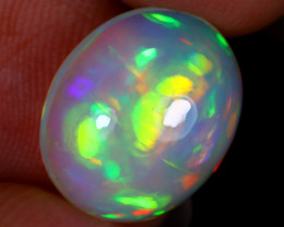 4.29cts Natural Ethiopian Welo Opal / UX623