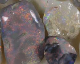 NO RESERVE!! #2 Lightning Ridge Rough Opal Gamble [35001] 53FROGS
