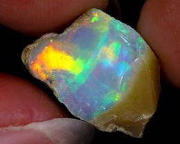 5cts Natural Ethiopian Welo Rough Opal / PA151