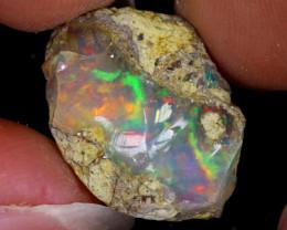 10cts Natural Ethiopian Welo Rough Opal / PA152