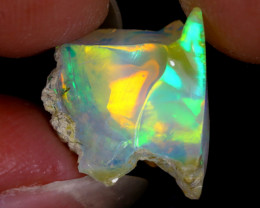 6cts Natural Ethiopian Welo Rough Opal / PA154