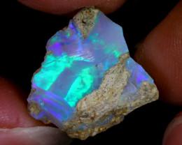 9cts Natural Ethiopian Welo Rough Opal / PA177