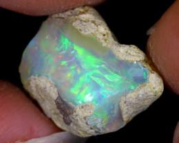 7cts Natural Ethiopian Welo Rough Opal / PA194