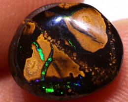 Yowah Boulder Opal ring stone AOH-544- australianopalhunter