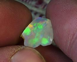 5.50 cts Ethiopian Welo polished crystal opal N9 3/5
