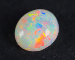 Coober Pedy Australia - High Grade Solid Crystal Opal - 0.62 cts
