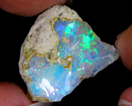 8cts Natural Ethiopian Welo Rough Opal / WR8152