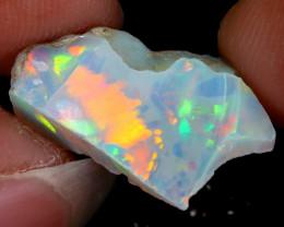 4cts Natural Ethiopian Welo Rough Opal / PA231