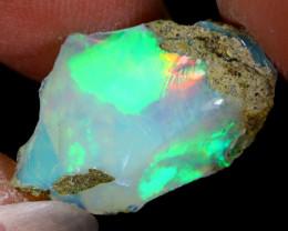 7cts Natural Ethiopian Welo Rough Opal / PA235