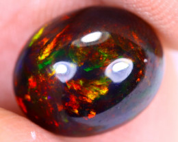 2.30cts Natural Ethiopian Welo Smoked Opal / NY2847