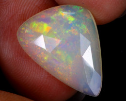 Rose Cut 3.17cts Natural Ethiopian Welo Opal / NY2857