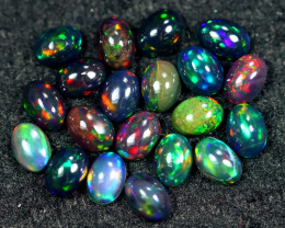 SMOKED WELO OPAL  10.34cts Parcel Lot  Opal / BF7774
