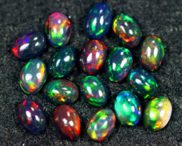 SMOKED WELO OPAL  8.76cts Parcel Lot  Opal / BF7775