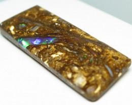 36.76ct Australian Boulder Wood Replacement Fossil Opal