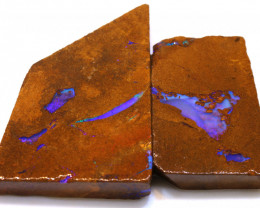 116cts Boulder Pipe Opal Prefinished Rubs  ADO-9405 - adopals