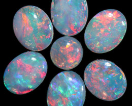 0.80 CTS CALIBRATED CRYSTAL OPAL PARCEL FROM COOBER PEDY[SO232]