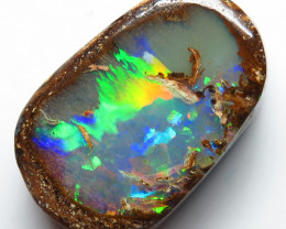 11.15ct Australian Boulder Wood Replacement Pipe Opal