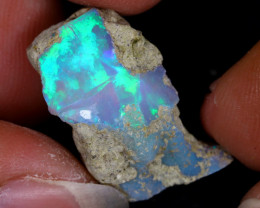 9cts Natural Ethiopian Welo Rough Opal / WR8200