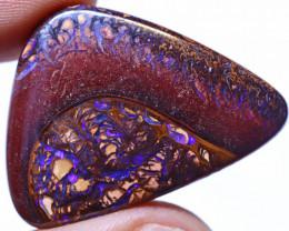 53.86 Carats Yowah Opal Cut Stone ANO-2256