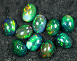 SMOKED WELO OPAL  8.52cts Parcel Lot  Opal / BF7826