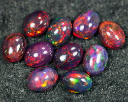 SMOKED WELO OPAL  7.50cts Parcel Lot  Opal / BF7828