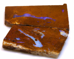111cts Boulder Pipe Opal Prefinished Rubs  ADO-9417 - adopals