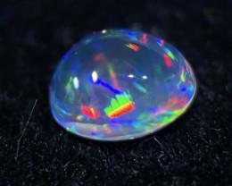 Gem Quality .820ct Mexican Crystal Opal (OM)