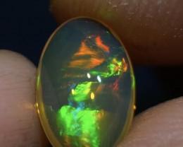 Gem Quality 1.930ct Mexican Crystal Opal (OM)