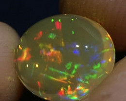 2.165ct Mexican Crystal Opal (OM)
