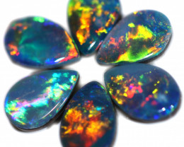1.50 CTS OPAL DOUBLET PARCEL CALIBRATED [SEDA8029]