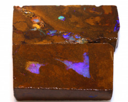 118cts Boulder Pipe Opal Prefinished Rubs  ADO-9449 - adopals