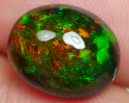 1.950 CRT BRILLIANT SMOKED FLORAL PLAY COLOR WELO OPAL-