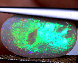 N6- 1.95 cts dark opal stone lightning ridge  TBO-A 3532 TRUEBLUEOPALS