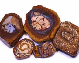 365 CTS YOWAH OPAL SLICED NUTS CRO-23 CROWN OPAL