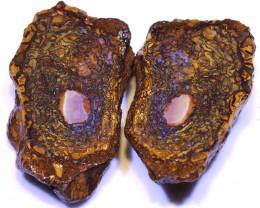 184 CTS YOWAH OPAL SLICED NUTS CRO-29