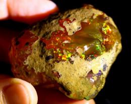 256cts Ethiopian Crystal Rough Specimen Rough / CR4650