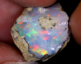 7cts Natural Ethiopian Welo Rough Opal / PA252