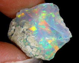 7cts Natural Ethiopian Welo Rough Opal / PA271